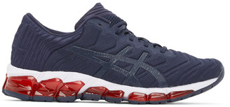 Asics Navy GEL-Quantum 360 5 Sneakers