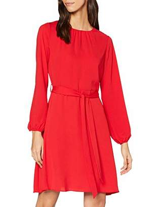 Dorothy Perkins Women's Bold Woven Fit & Flare Party Dress,(Size:)