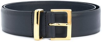 KHAITE Robbi bucklet belt