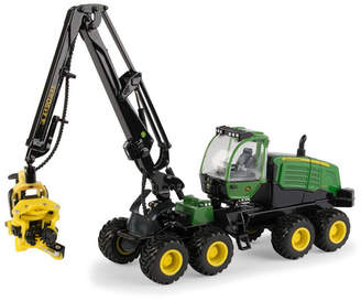 Tomy John Deere 1/50 Scale 1270G 8W Wheeled Harvester