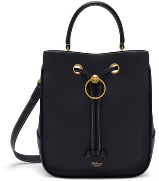 Mulberry Hampstead Midnight Silky Calf