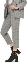 Topshop Women's Tapered Suit Trousers