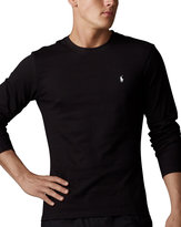 Ralph Lauren Long-sleeved Jersey Crewneck