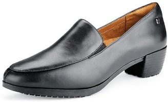 Shoes for Crews 52263W-40/6.5 ENVY III Women's Slip On Smart Shoe Wide Fit 6.5 UK