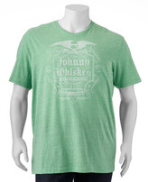"Helix Big & Tall HelixTM ""The Johnny Whiskey Bar & Saloon"" Tee"