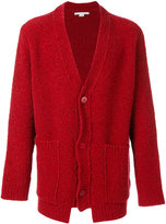 Stella McCartney robin cardigan - men - Polyamide/Wool - XS