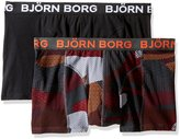 Bjorn Borg Men's 2-Pack Contast Camo Boxer Brief
