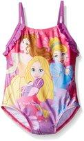 Disney Princess Toddler Girls Princess Swimsuit