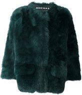Rochas fur jacket