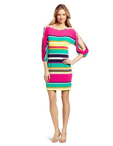 Calvin Klein Women's Printed Dress
