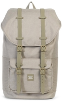 Herschel Aspect Little America Rubber Strap Bag