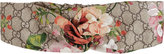 Gucci Blooms print silk headband - women - Silk - One Size