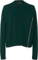 Proenza Schouler Wool Silk and Cashmere Sweater