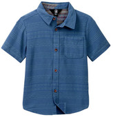 Volcom Sampson Woven Short Sleeve Shirt (Toddler & Little Boys)
