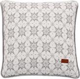 Gant Vernon Knit Cushion Grey
