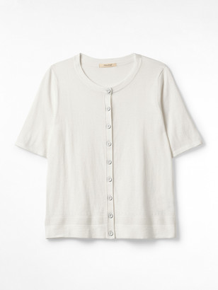 White Stuff Daisy Short Sleeve Cardi