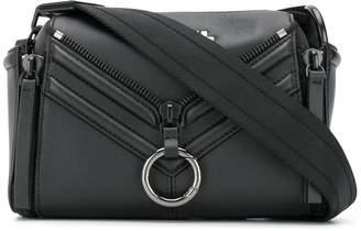 Diesel le-zipper cross-body bag
