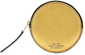 Smythson Festive Capsule Collection Coin Purse