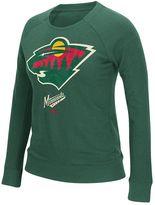 Reebok Women's Minnesota Wild French Terry Sweatshirt