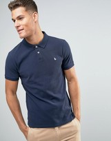 Jack Wills Polo Shirt In Navy