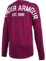 Under Armour Girls' UA Long Sleeve Tunic