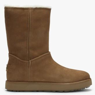 UGG Classic Short BLVD Bun Suede Twinface Boots