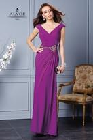Alyce Paris Mother Of The Bride - Dress In Magenta 29751