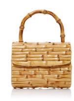 Glorinha Paranagua Bebel Bamboo Tote