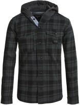 Quiksilver Hooded Flannel Shirt - Long Sleeve (For Big Boys)