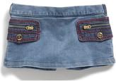 Little Marc Jacobs Girls Fleece Shorts/Skirt (2-3Y)