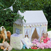 Alice Frederick Butterfly Cottage Playhouse: Gift For A Child Age 3+