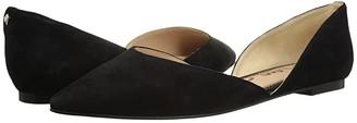 Sam Edelman Rodney (Black Suede Leather) Women's Shoes