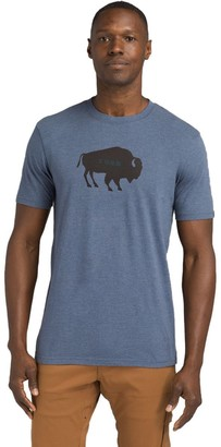Prana Buffalo Roam Journeyman T-Shirt - Men's