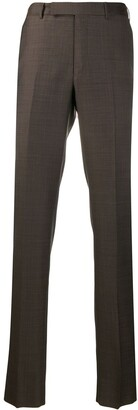 Ermenegildo Zegna Straight-Fit Tailored Trousers