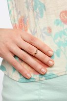 Urban Outfitters Delicate V Midi Ring