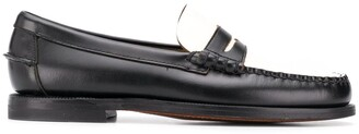 Sebago Penny colour-block loafers