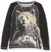 Name It Boy's NITJUNGLE BEAR LS TOP NMT Long Sleeve Top
