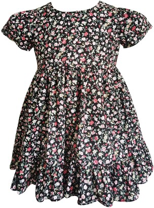 Popatu Floral Print Dress