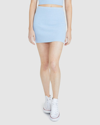 Don't Ask Amanda Franki Knit Skirt