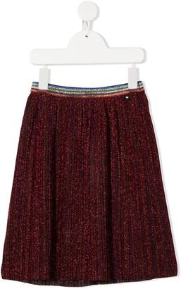 Molo Metallic Threading Skirt