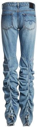 R 13 Shirred Boy Bootcut Jeans