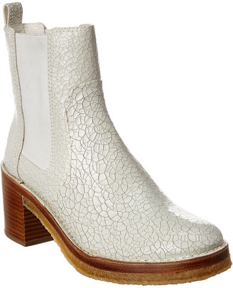 Tory Burch Evan Leather Bootie
