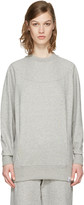 adidas Originals XBYO Grey Yamaho Terry Pullover