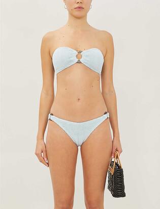 Hunza G Gloria stretch bikini