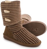 BearPaw Tall Knit Boots (For Women)