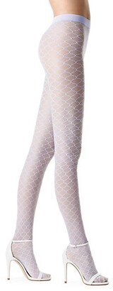 Fogal Beverly Lattice Pantyhose