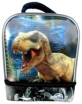 "Disney Jurassic Park 7.5"" 3D Lenticular Drop Bottom Lunch Kit - Grey"