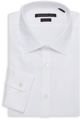 John Varvatos Regular-Fit Dress Shirt