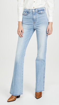 7 For All Mankind Modern A Pocket Jeans