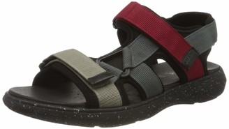 Geox Men's U Goinway A Open Toe Sandals